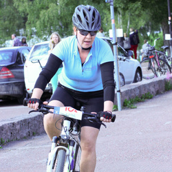 Cycling 45 km - Anette Thollander (5036)