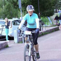 Cycling 45 km - Judit Lundberg (5623)