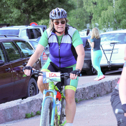 Cycling 45 km - Ingrid Svensson (4813)