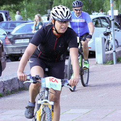 Cycling 45 km - Cecillie Delang (6176)