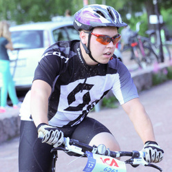 Cycling 45 km - Andreas Westman (6261)