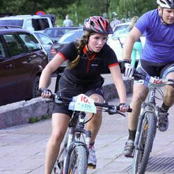 Cycling 45 km - Jonna Löfberg (6370)