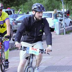 Cycling 45 km - David Hjort Blindell (5948)