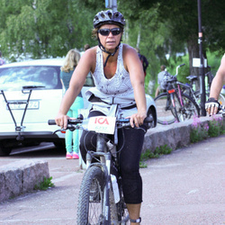 Cycling 45 km - Jeanette Carlsson (6237)