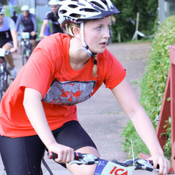 Cycling 45 km - Ellinor Berglund (6574)