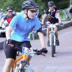 Cycling 45 km - Fredrik Staffas (6157)