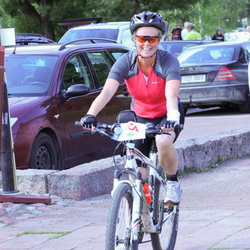 Cycling 45 km - Anette Fenton-Andersson (5681)