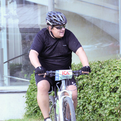Cycling 45 km - Peter Hübbert (5943)