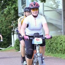 Cycling 45 km - Charlott Malm (5131)