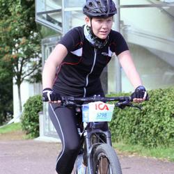 Cycling 45 km - Elisabet Edström (5798)