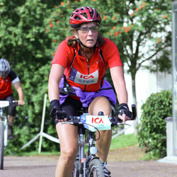 Cycling 45 km - Carina Elg (5766)