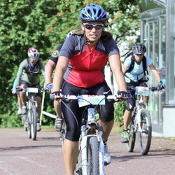 Cycling 45 km - Helena Ericson (6135)