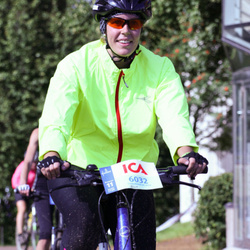 Cycling 45 km - Anna Larsson (6032)