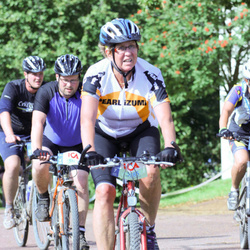 Cycling 45 km - Britt Ahlstrand (5285)