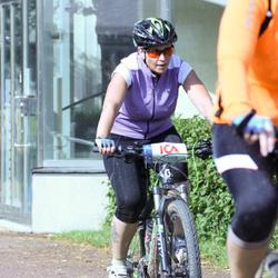 Cycling 45 km - Petra Oxonius (5959)