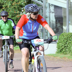 Cycling 45 km - Caroline Lindholm (5027)