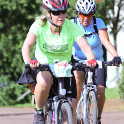 Cycling 45 km - Christina Lingner (5817)