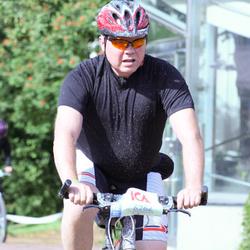 Cycling 45 km - Lasse Westman (6262)