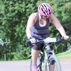 Cycling 45 km - Nilla Rönnkvist (5214)