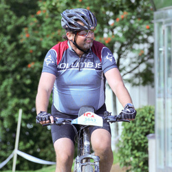 Cycling 45 km - Carl-Henrik Greko (5643)