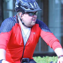 Cycling 45 km - Tobias Bergström (5841)