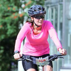 Cycling 45 km - Ellen Smedlund (6162)