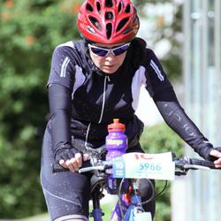 Cycling 45 km - Lisette Vermeulen (5966)