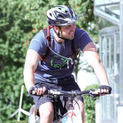 Cycling 45 km - Alexander Viberg (5322)