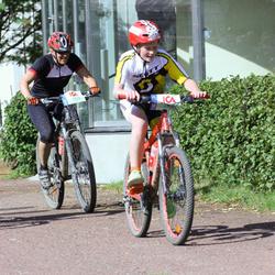 Cycling 45 km - Katja Norström (5773)