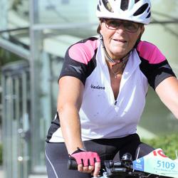 Cycling 45 km - Eva Nilsson (5109)