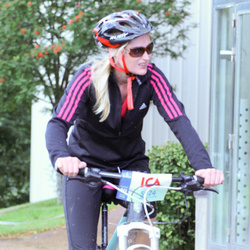 Cycling 45 km - Martina Wesmander (5924)