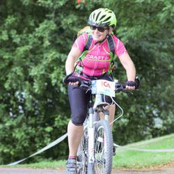 Cycling 45 km - Kaja Stenbrenden (6611)