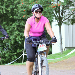Cycling 45 km - Ritva Sjörén (5361)