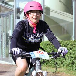 Cycling 45 km - Birgitta Jysky (5660)