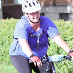 Cycling 45 km - Helena Björk (6635)