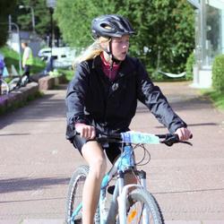 Cycling 45 km - Vilma Johansson (6475)
