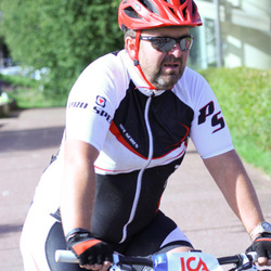 Cycling 45 km - Anders Weiss (6341)