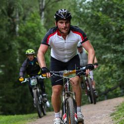 Cycling 95 km - Henrik Nordlund (13115)