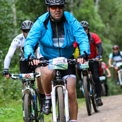 Cycling 95 km - Dick Johansson (9907)