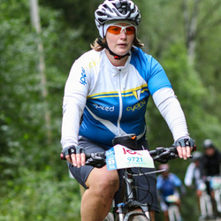 Cycling 95 km - Elisabeth Kirst (9721)