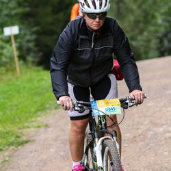Cycling 95 km - Jenny Fransson (8845)