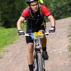 Cycling 95 km - Fredrik Magnusson (8730)