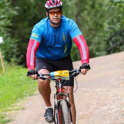 Cycling 95 km - Erik Nordqvist (10465)