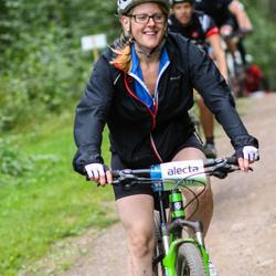 Cycling 95 km - Caroline Wahlund (10112)