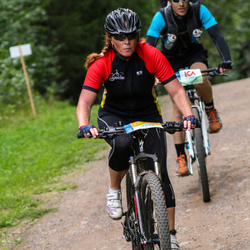 Cycling 95 km - Caroline Svensson Ivarsson (9490)