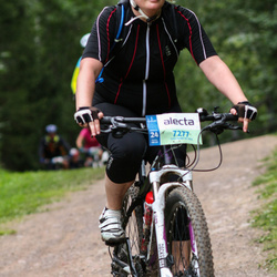 Cycling 95 km - Charlotta Tjörnfors (7277)