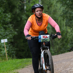Cycling 95 km - Frida Bergström (9726)