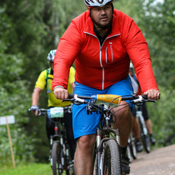 Cycling 95 km - Christian Silfwersvärd (12530)