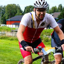 Cycling 95 km - Henrik Stomberg (2710)