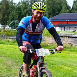 Cycling 95 km - Henrik Gustafsson (3153)